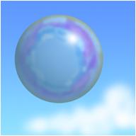 Flight of the Bubble